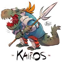 Kairos1 by Nicolasaviori