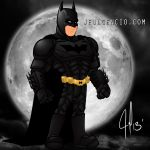 The Dark Knight by JFulgencio