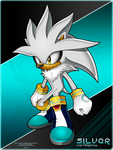 Silver the hedgehog by Angrysonicgamer