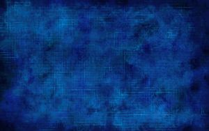 blue abstract pixel wallpaper by ConnyDuck
