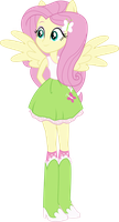 Equestria Girls: Fluttershy by TheShadowStone