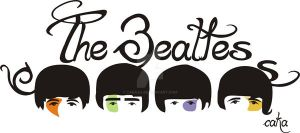 beatles... by cakaaa