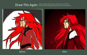 Draw this Again Contest by xxshadowbloodxx