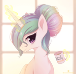 Mornin' (Small Gif) by MomoMistress