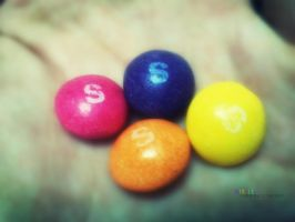 Skittles by Sk1zzo