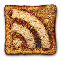 Toast Feed Icon by zyenth