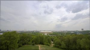 Moscow panorama No.1 by Bambr