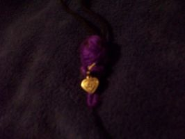 voodoo doll holding heart by 6death6stars6