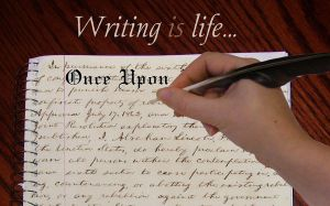 Writing is life by thatgirlanalise