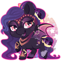pony~Nightengale by Miss-Glitter