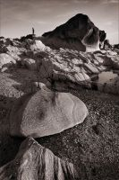 Rocks World by JoseMelim