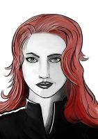 Black Widow by Verhelm
