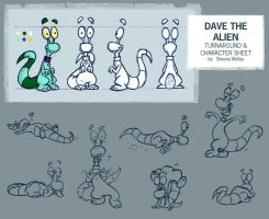 TD:  Dave Character Sheet by Sheana