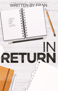 Book Cover 037 - In Return by sohappilyart