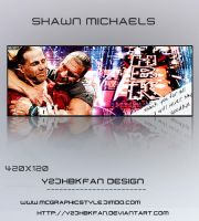 Shawn Michaels Signature by y2jhbkfan