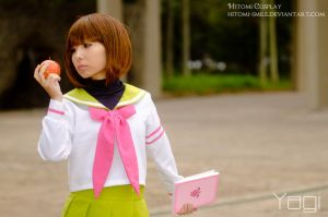 The wheel that spin us 'round by Hitomi-Cosplay