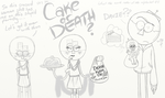 Cake or Death, Benson? by LC85