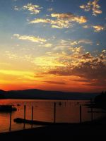 Shuswap Sunset by emmysdaddy