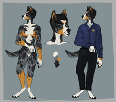 rottingseams design commission by babezord