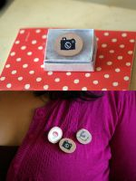 More brooches by perfectnoseclub