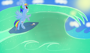 Surf N Dash by Zztfox