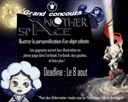 CONCOURS another space 2017 by celunia