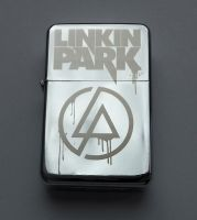 LINKIN PARK - engraved lighter by Piciuu