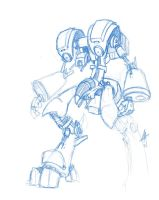 Crotch Robot by Sebbythefreak