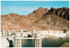 Hoover Dam by City-Gurl