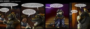 Eldritch Moments: Getting Tail by Nashoba-Hostina