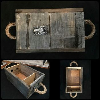 Fisherman's Box by CFWoodworks