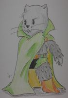 Hedji the Spiner by Robomonkey82