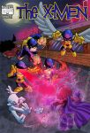 XMen - Original cover redone by Shauno