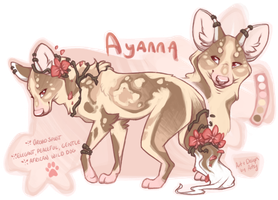 Ayanna by Artsywolven