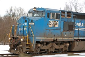 NS 8368 Cab by jhg162