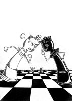 Chess 03: The Battle by Chizzi