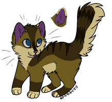 Cat sona? by Fuchsianess