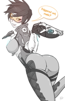 Triggerin' Tracer - 1st Version by Fatelogic