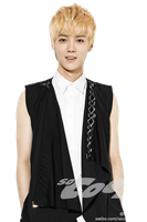 Luhan EXO Render by @Bunny by BunnyLuvU