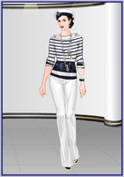 Dressed up: Coco Chanel by Brandee-Ssj-Doll