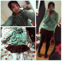 Vanellope Von Schweetz Cosplay :WIP: by chillis-art