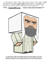 Cubeecraft - Saruman by CyberDrone