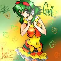 Gumi. T_T by TheLotusPetal