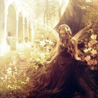 Fairy by ForestGirl by Realm-of-Fantasy