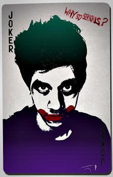 Why so serious? by pr0str3et