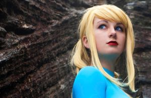 Zero Mission: Zero Suit 4 by HayleyElise