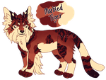 Marbled Tiger - Offer to Adopt! by foxpill