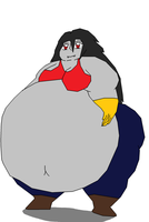 Fat Marceline by MafiaRaptor12
