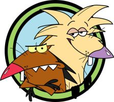 Angry Beavers by RiddleHolic