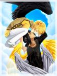 angel kisses sweet memories by Checkered-Fedora